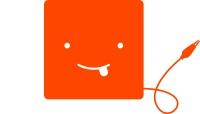 Ikona štvorcový emoji