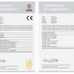 Vyobrazenie - Certifikáty